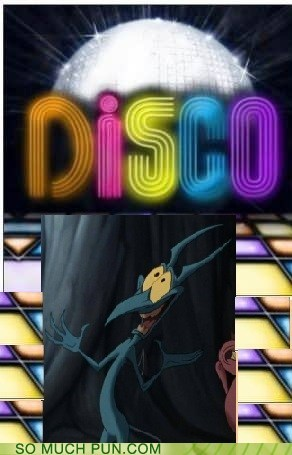 inferno character disney disco Hercules disco inferno - 6838752768