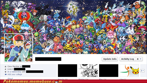 pokemon profile month pokemon december december facebook