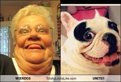 WIERDOS Totally Looks Like UNITE!!