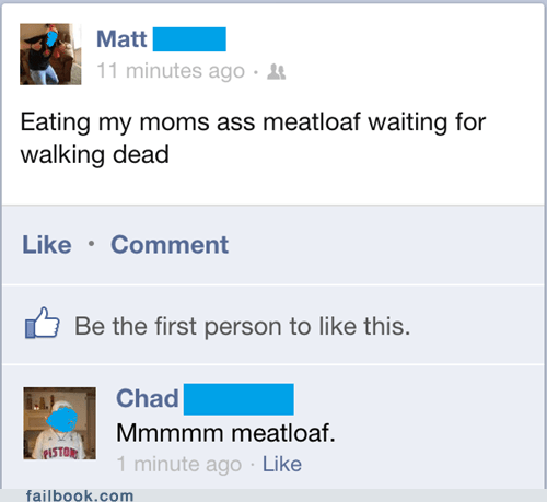 meatloaf The Walking Dead