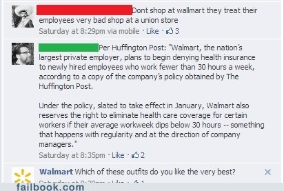 huffpo huffington post Walmart health insurance
