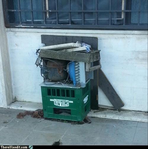 milk crate ac air conditioner - 6841613056