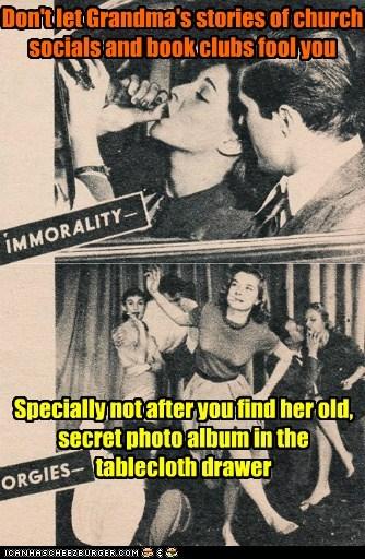 liar,naughty,grandma,social