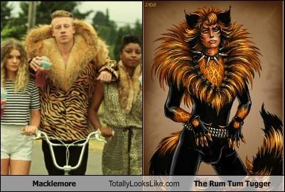 Music rap TLL Macklemore rum tum tugger Cats funny