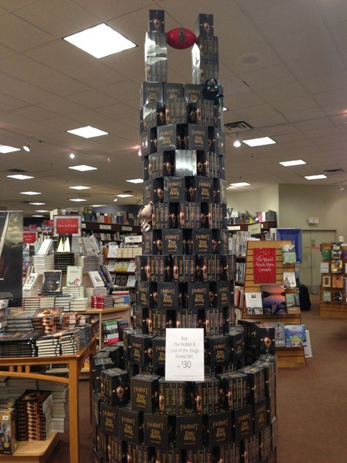 sauron Lord of the Rings bookstore - 6842338048