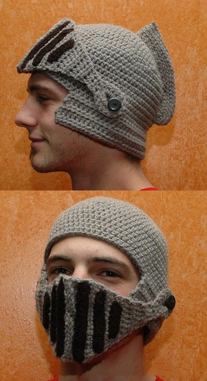 knights helmet knits poorly dressed g rated Hall of Fame best of week - 6842660864