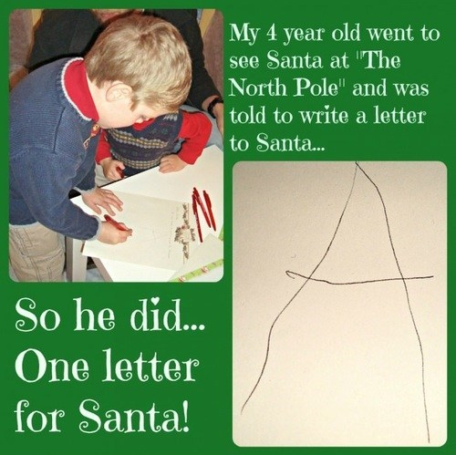 childrens-writing letters to santa g rated Parenting FAILS - 6842663680