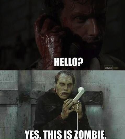 Rick Grimes zombie lori The Walking Dead - 6842949120