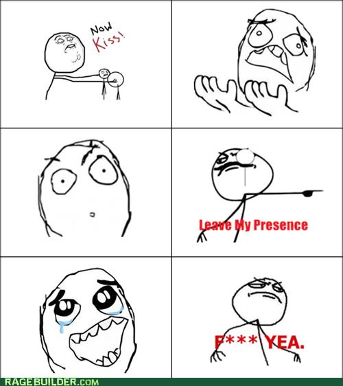 F***! y me