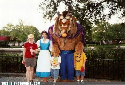 disney The Beast Photo smile - 6843309056