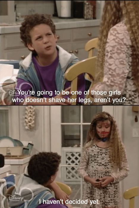 topanga,boy meets world