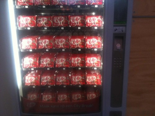 candy kit kat selection snacks vending machine - 6843571968
