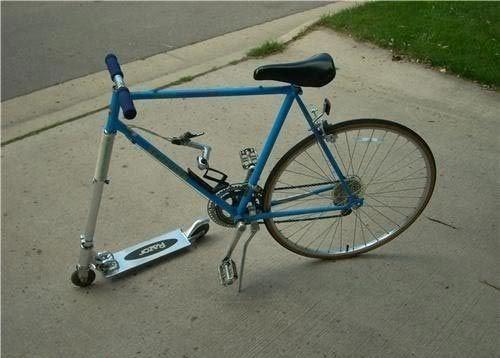 razor scooter bicycle 90s bike - 6843634688