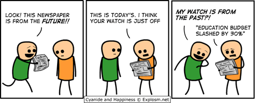 from the future cyanide and happiness education - 6843700992