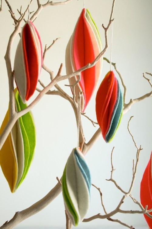 chirstmas felt decor ornaments DIY craft - 6843718144