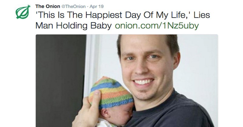 14 Spicy Headlines From The Onion That Just Speak To Us