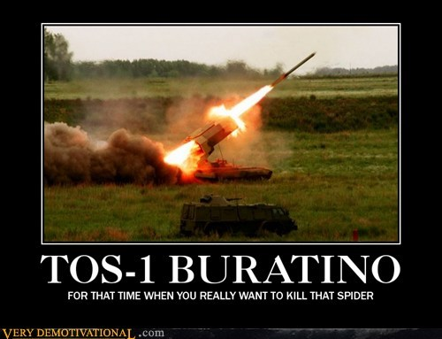 missiles tos-1buratino spider - 6846232832