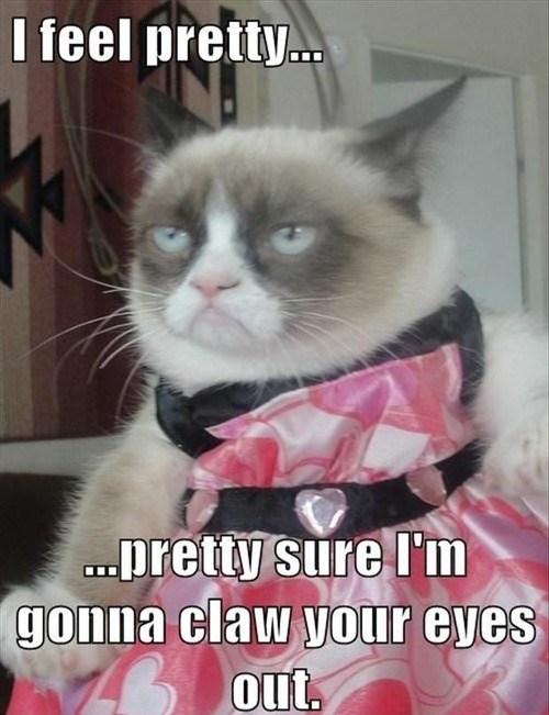 dress Grumpy Cat Cats - 6846846976