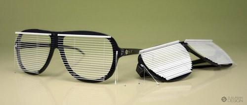 sunglasses shutter shades - 6847101952