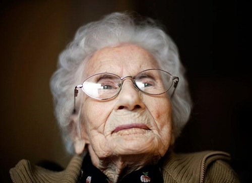 oldest person obituary farewell