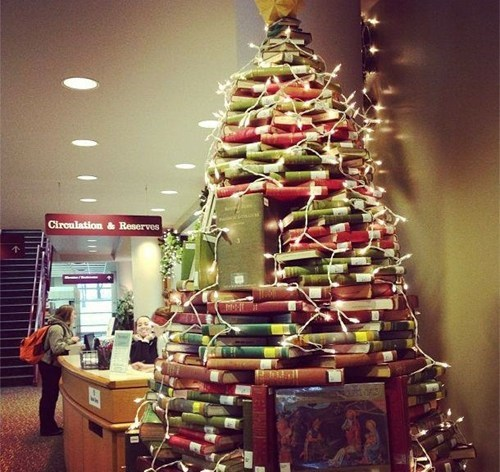 christmas,reading is sexy,christmas tree,holidays