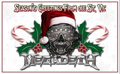 megadeth,christmas