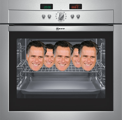 oven mitts Mitt Romney literalism double meaning oven - 6847333376