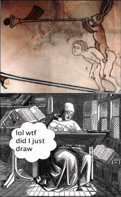 drawing wtf art creepy illustration - 6847534336