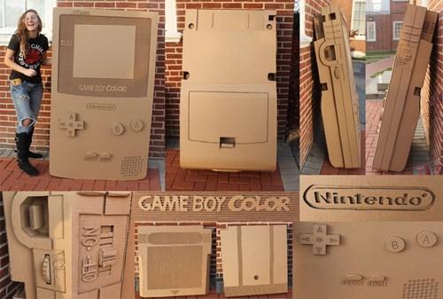 IRL game boy gamers crafts - 6847563520