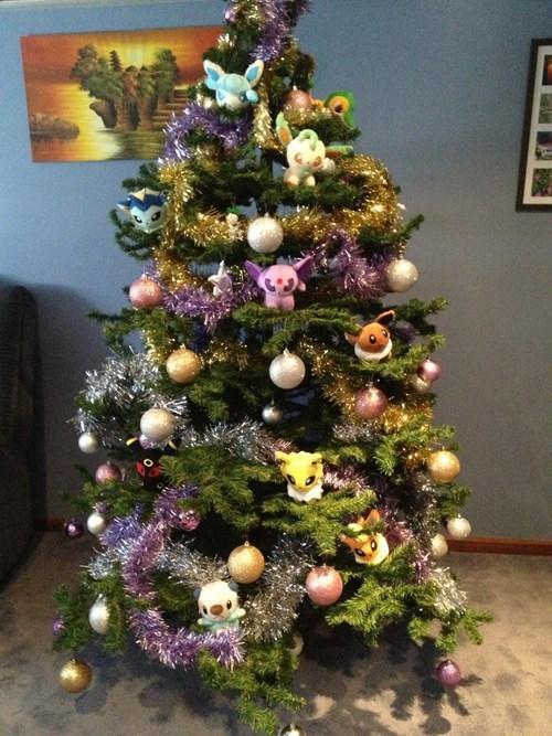 christmas pokemon christmas bash IRL happy holidays - 6847825664