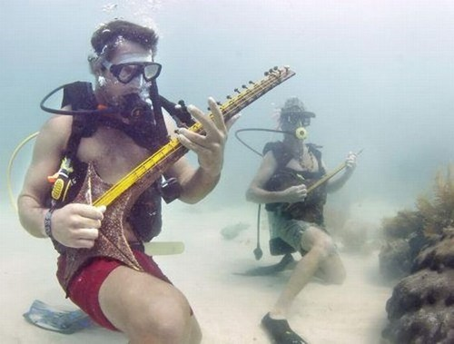 aqualung underwater starfish jethro tull guitars - 6848080128