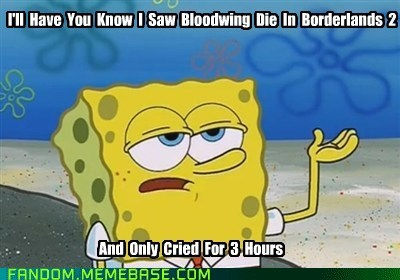borderlands bloodwing SpongeBob SquarePants borderlands 2 video games - 6848160768
