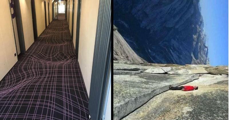 pics cool mind blown strange landscape brain perspective optical illusion funny illusion trick - 6848261