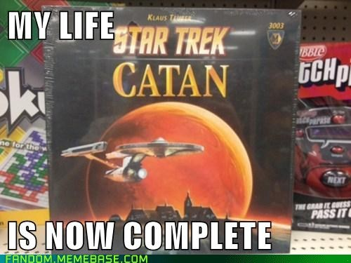 tabletop games settlers of catan Star Trek - 6848506880