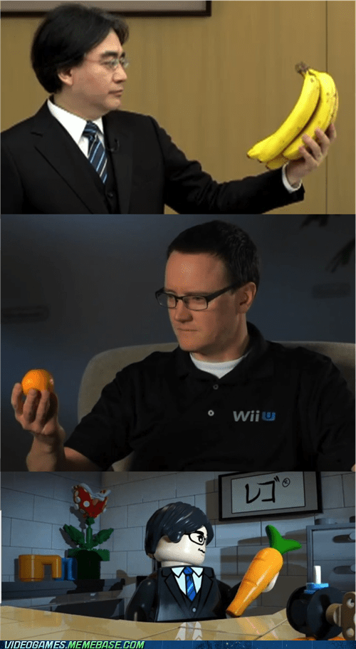 vegetables,Nintendo Direct,Memes,fruit,nintendo
