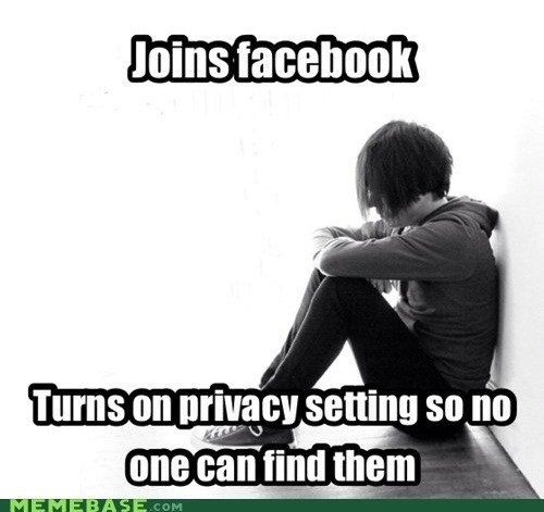 privacy settings,emo,facebook