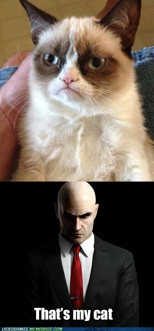 nope tard hitman