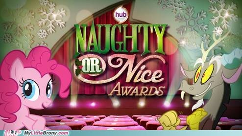the hub,Awards,naughty or nice,dicord