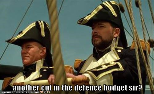 william riker Captain Picard budget cuts Jonathan Frakes Star Trek defense patrick stewart - 6850179840