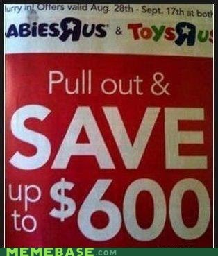 pull out,that sounds naughty,savings