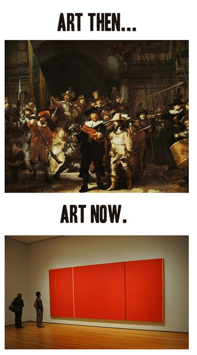 art Then And Now funny - 6851067136