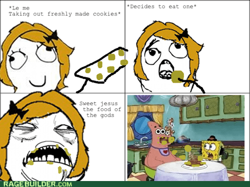 mother of god me gusta cookies