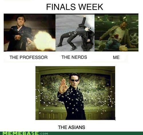 the matrix,finals,college,truancy story