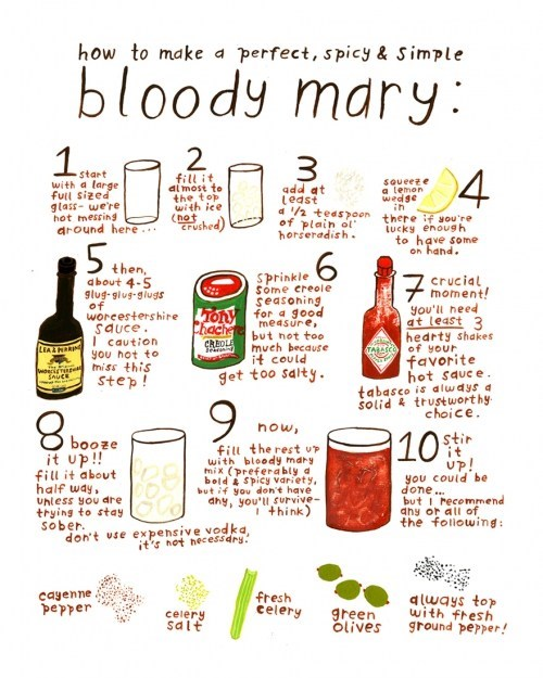 alcohol bloody mary happy hour How To - 6851268096