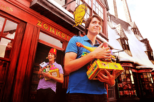 zonkos Harry Potter weasleys - 6851404800