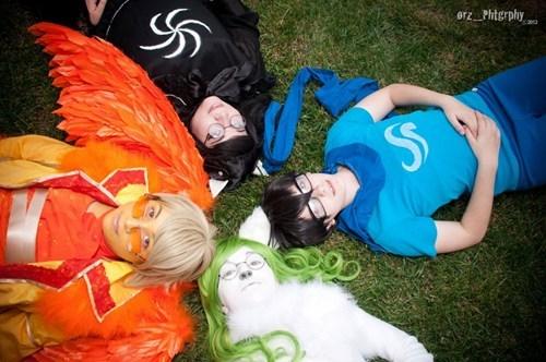 sprites cosplay homestuck - 6851492864