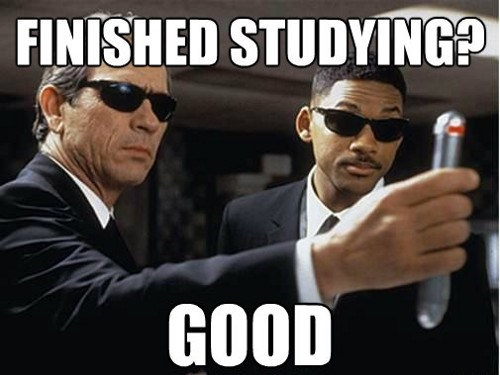 studying,memory,school,forgetting,men in black,finished,tommy lee jones,will smith