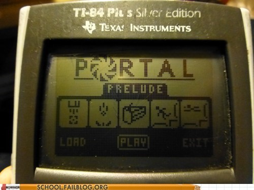 playing with portals portal calculator calculator math - 6852382464