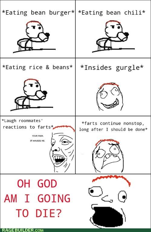 Beans, beans, the wonderful fruit...