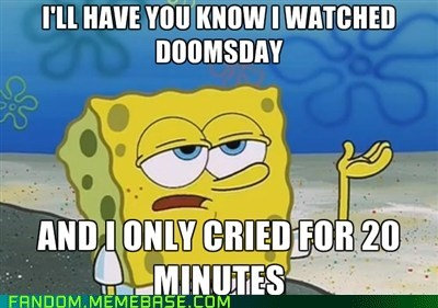 feels SpongeBob SquarePants doctor who doomsday - 6852688384